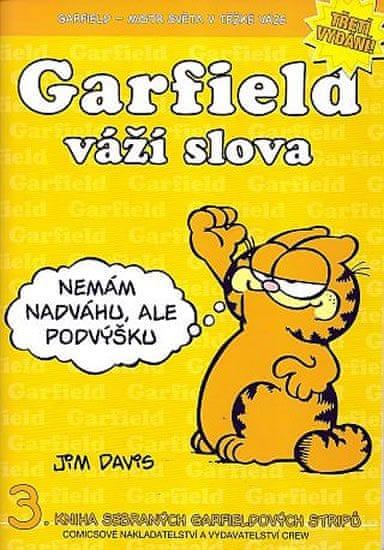 Davis Jim: Garfield váží slova (č.3) - 3. vydání
