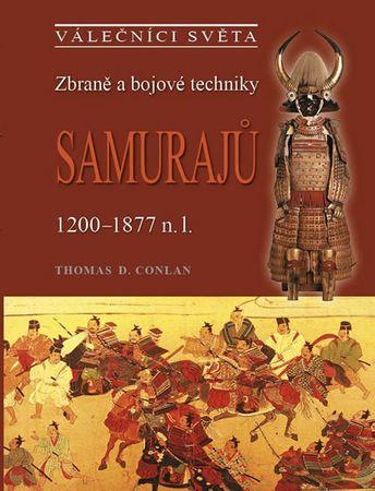Conlan Thomas D.: Zbraně a bojové techniky samurajů