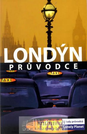kolektiv: Londýn - Lonely Planet
