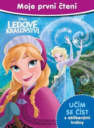 Disney Walt: Ledové království - Moje první čtení