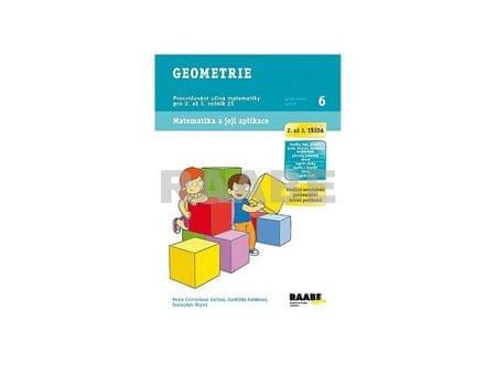 Cemerková Golová Petra a kolektiv: Geometrie - Pracovní sešit 6