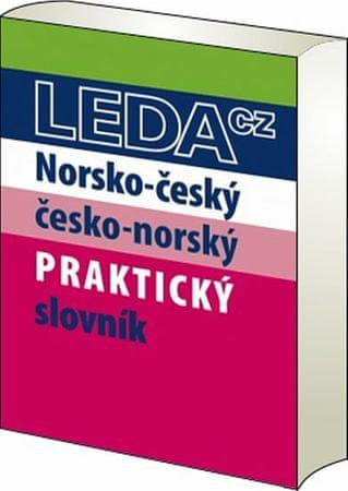 Vrbová J. a kolektiv: Norština-čeština praktický slovník s novými výrazy