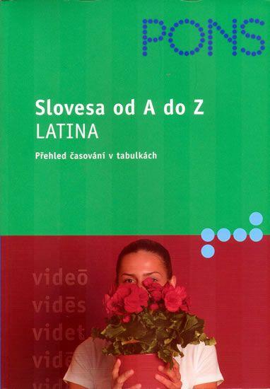 Hahn Rainer: Slovesa od A do Z - Latina