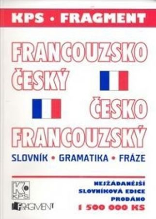 kolektiv: Franc.-český a česko-franc. (malý plast)