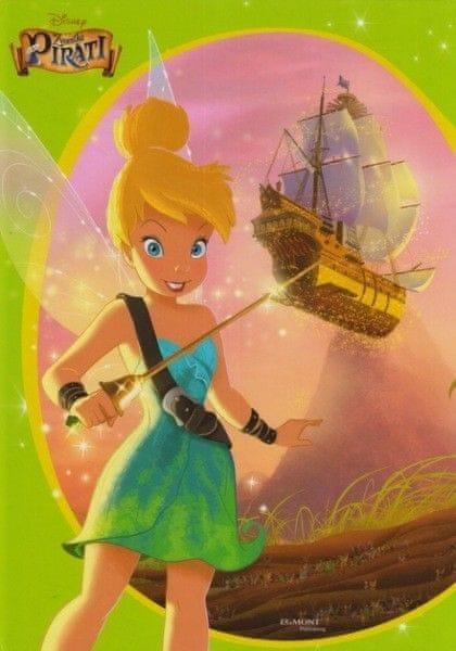 Disney Walt: Zvonilka a piráti - Z pohádky do pohádky