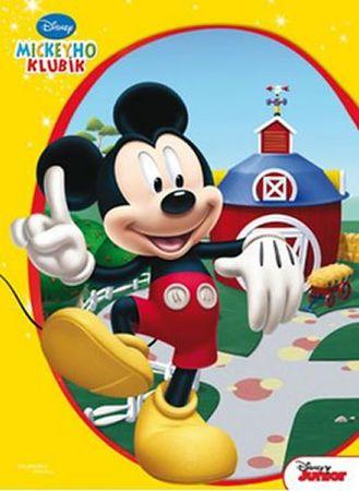 Disney Walt: Mickey Mouse - Z pohádky do pohádky