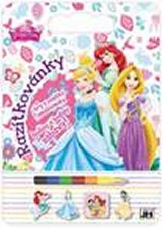 Disney princezny - Razítkovánky