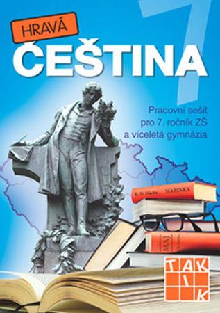 Hravá čeština 7 - pracovní sešit