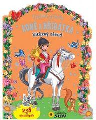 Koně a hříbátka - Vítězný závod - Třpytivé příběhy