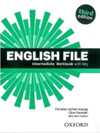 Oxenden Clive, Latham-Koenig Christina,: English File Third Edition Intermediate Workbook with Answe