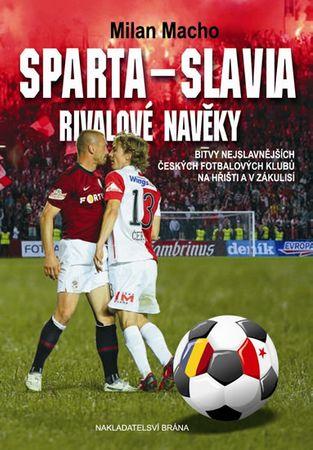 Macho Milan: Sparta – Slavia, Rivalové navěky - Bitvy nejslavnějších českých fotbalových klubů na hř