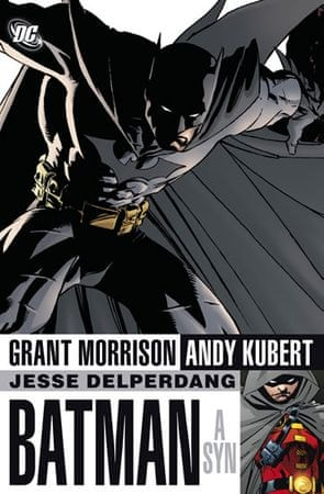 Morrison Grant, Kubert Andy: Batman a syn