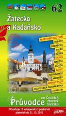 Žatecko a Kadaňsko 62. - Průvodce po Č,M,S + volné vstupenky a poukázky