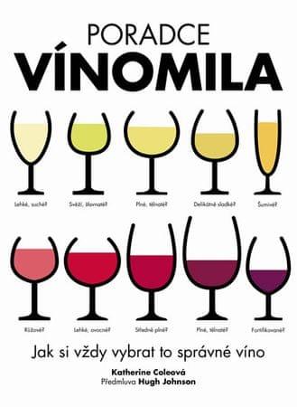 Coleová Katherine: Poradce vínomila - Jak si vždy vybrat to správné víno