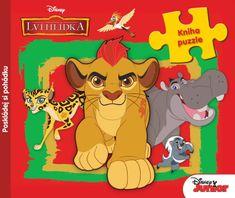 Disney Walt: Lví hlídka (kniha s puzzle)