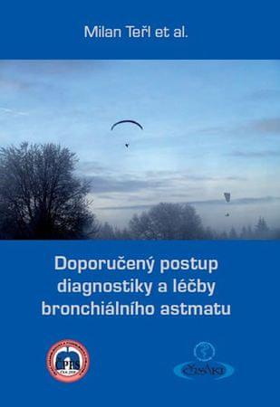 Teřl Milan a kolektiv: Doporučený postup diagnostiky a léčby bronchiálního astmatu