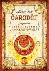 Scott Michael: Čaroděj - Tajemství nesmrtelného Nicolase Flamela - 2. vydání