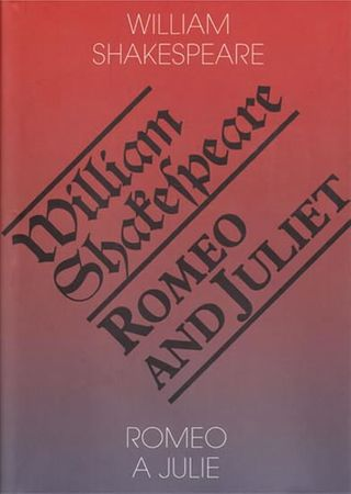 Shakespeare William: Romeo a Julie / Romeo and Juliet