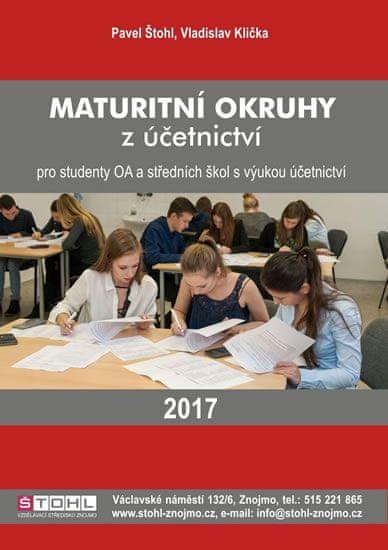 Štohl Pavel: Maturitní okruhy z účetnictví 2017