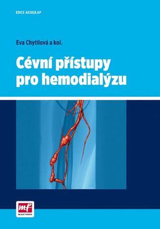 Chytilová Eva: Cévní přístupy pro hemodialýzu