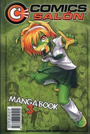 Comics Salón -  Manga Book 3