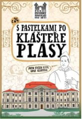 Chupíková Eva: S pastelkami po klášteře Plasy