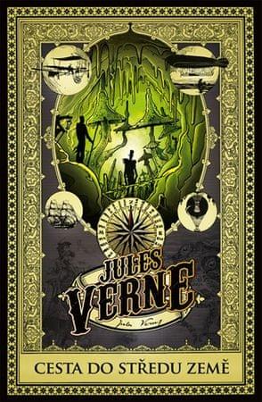 Verne Jules: Cesta do středu Země