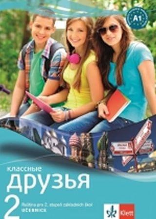Klassnyje druzja 2 (A1.1) – učebnice