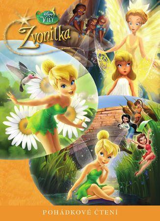Disney Walt: Víly Zvonilka - Pohádkové čtení