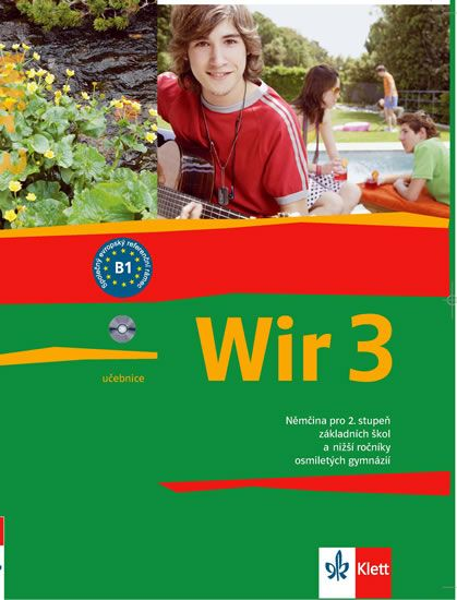 Motta Giorgio: Wir 3 - Učebnice