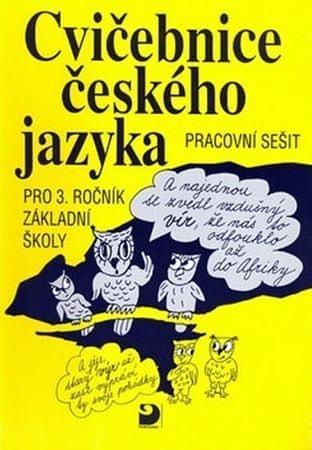 Polanská Jiřina: Cvičebnice českého jazyka pro 3. ročník ZŠ