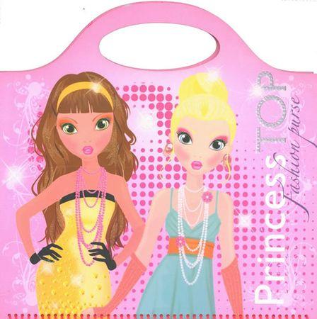 Princess TOP Fashion purse 1 (růžová)