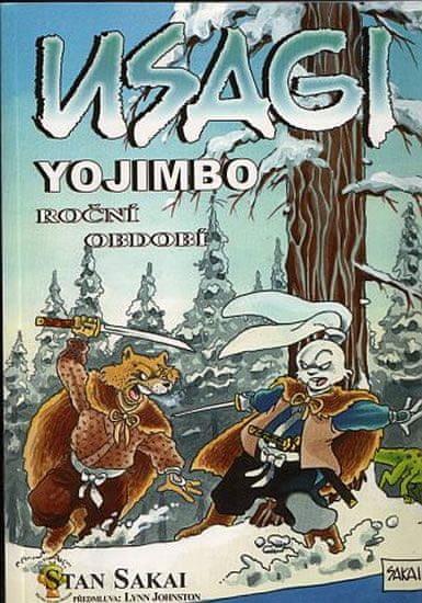 Sakai Stan: Usagi Yojimbo - Roční období 2. vydání