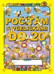 Mihálik Jan: Počítám s včeličkami do 20