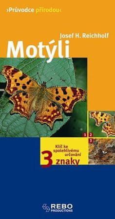 Reichholf Josef: Motýli - Průvoce přírodou