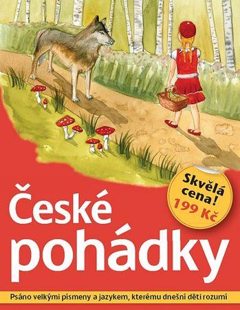 Ertl Zdeněk: České pohádky - Psáno velkými písmeny...