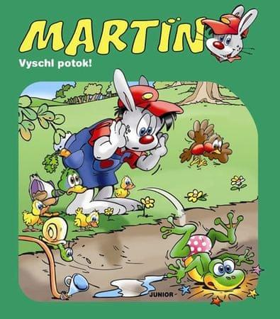 Martin - Vyschl potok!