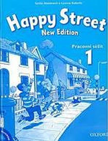 Maidment Stella: Happy Street New Edition 1 Pracovní Sešit S MultiRom