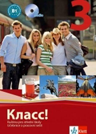Orlova N. a kolektiv: Klass! 3 (B1-B2) - balíček