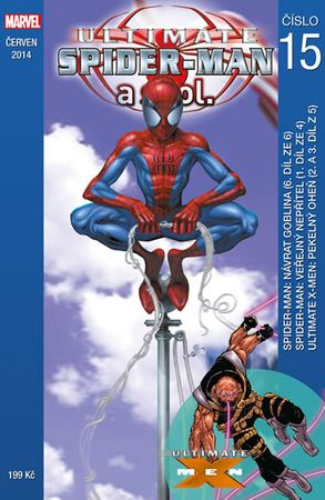 Bendis Brian Michael: Ultimate Spider-man a spol. 15