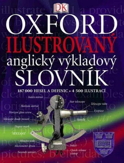 Oxford - Ilustrovaný anglický výkladový slovník