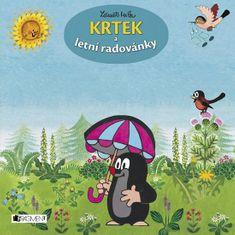 Miler Zdeněk: Krtek a letní radovánky