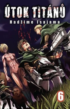 Isajama Hadžime: Útok titánů 6