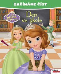Disney Walt: Sofie První - Den ve škole - Začínáme číst