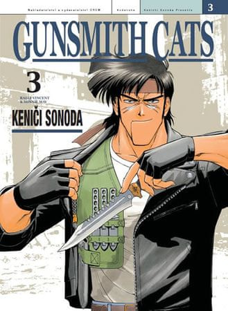 Keniči Sonoda: Gunsmith Cats 3