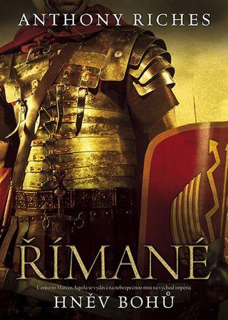 Riches Anthony: Římané 8 - Hněv bohů