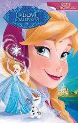 Disney Walt: Ledové království - Čtení se samolepkami