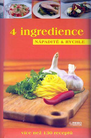 4 ingredience - Nápaditě a rychle