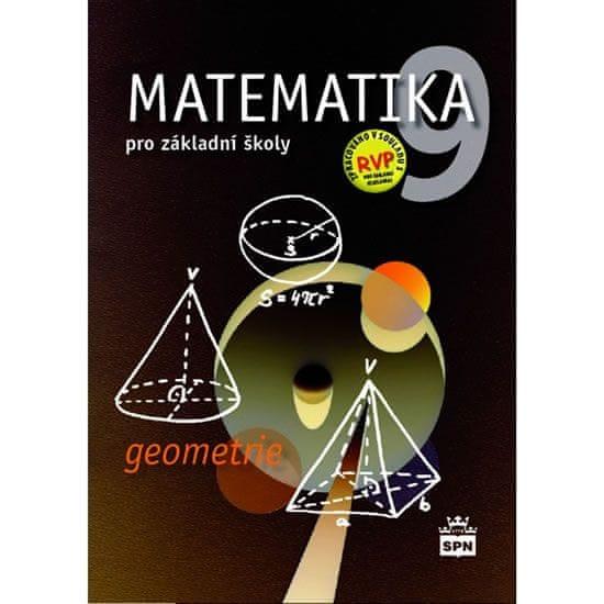 Půlpán Zdeněk: Matematika 9 pro základní školy - Geometrie