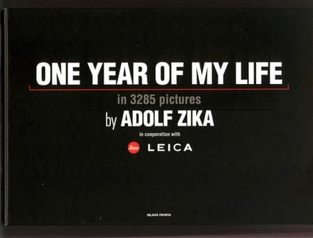 Zika Adolf: One Year Of My Life/Jeden rok mého života